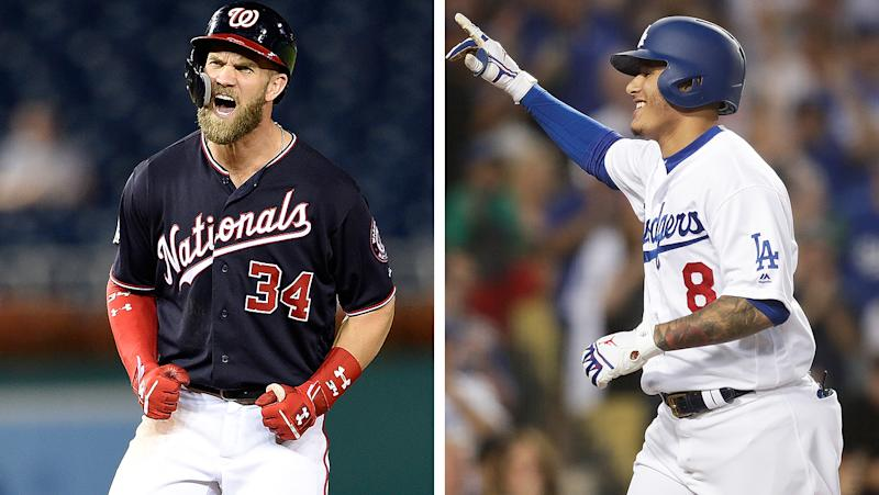 Manny Machado and Bryce Harper aren t feeling Philadelphia ... 1d61e26e0e3c