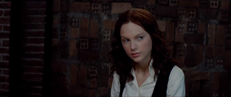 Taylor Swift in 'The Giver'