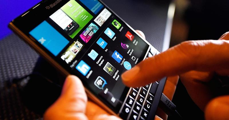 BlackBerry will give you $550 for your iPhone