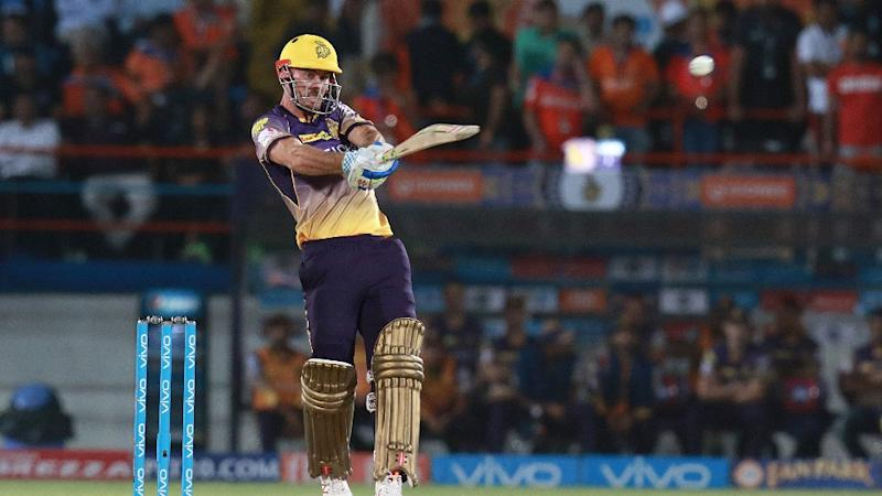 Tweeple Go Gaga Over Chris Lynn's 93 as KKR Hammers Gujarat Lions