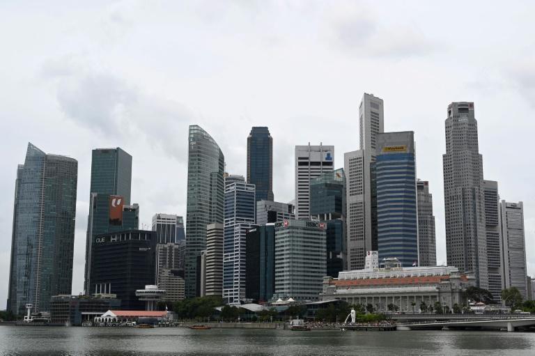 Singapore says the death penalty is necessary as a deterrent against crime although rights groups have long called for it to be abolished (AFP Photo/Roslan RAHMAN)