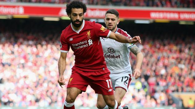 Liverpool win 1,000th home point in Premier League after Burnley draw
