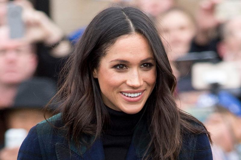 Meghan Markle Gets Official Royal Aide Ahead of May Wedding