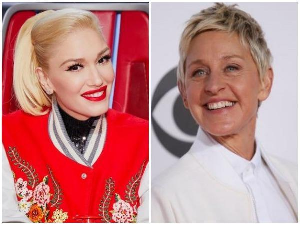 Gwen Stefani and Ellen DeGeneres (Image courtesy: Instagram)