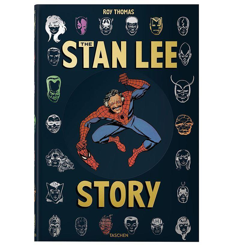 """<p><strong>Taschen Books</strong></p><p>amazon.com</p><p><strong>$200.00</strong></p><p><a href=""""https://www.amazon.com/Stan-Lee-Story-XXL/dp/3836575760?tag=syn-yahoo-20&ascsubtag=%5Bartid%7C10054.g.23497791%5Bsrc%7Cyahoo-us"""" rel=""""nofollow noopener"""" target=""""_blank"""" data-ylk=""""slk:Buy"""" class=""""link rapid-noclick-resp"""">Buy</a></p><p>Read up on all things having to do with the mastermind of Marvel and the comic empire he built, rendered beautifully by Taschen.</p>"""