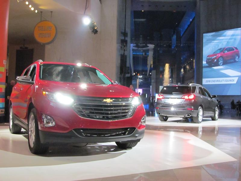 2018 chevrolet equinox redesign.  chevrolet 2018 chevrolet equinox debuts with fresh styling more tech and a diesel  engine to chevrolet equinox redesign c