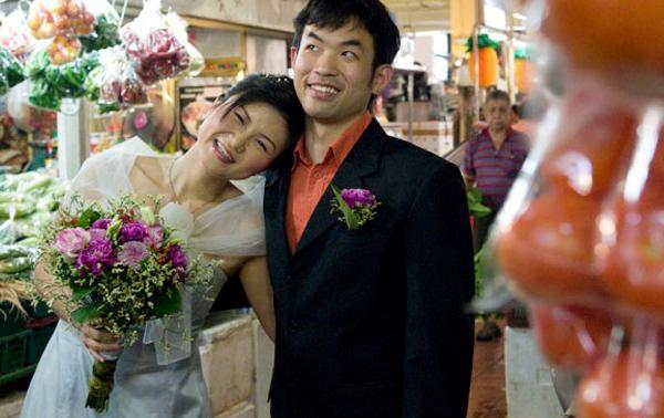 Chow thanks his wife, Hui-Yi, for her unwavering support. (Stefen Chow photo)