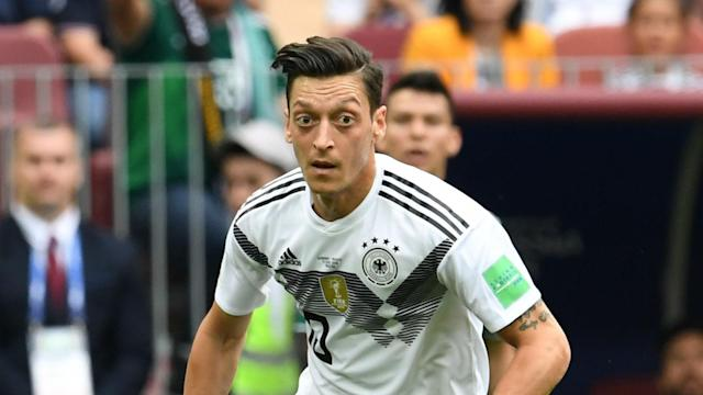 Mesut Ozil has attracted widespread criticism following Germany's opening World Cup defeat to Mexico but Dietmar Hamann feels it's unfair.