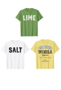 """<p>If you're never one to shy away from a shot — and neither are your two besties — then go as the classic salt, tequila, lime combo. </p><p><a class=""""link rapid-noclick-resp"""" href=""""https://www.amazon.com/Tequila-Costume-Shirt-Halloween-Group/dp/B07J4YPSZG/?tag=syn-yahoo-20&ascsubtag=%5Bartid%7C10055.g.28073110%5Bsrc%7Cyahoo-us"""" rel=""""nofollow noopener"""" target=""""_blank"""" data-ylk=""""slk:SHOP SALT SHIRT"""">SHOP SALT SHIRT</a></p><p><a class=""""link rapid-noclick-resp"""" href=""""https://www.amazon.com/Tequila-Halloween-Costume-Shirt-Matching/dp/B07GDM9VS5/?tag=syn-yahoo-20&ascsubtag=%5Bartid%7C10055.g.28073110%5Bsrc%7Cyahoo-us"""" rel=""""nofollow noopener"""" target=""""_blank"""" data-ylk=""""slk:SHOP TEQUILA SHIRT"""">SHOP TEQUILA SHIRT</a></p><p><a class=""""link rapid-noclick-resp"""" href=""""https://www.amazon.com/Tequila-Costume-Shirt-Halloween-Group/dp/B07JVHQKB2/?tag=syn-yahoo-20&ascsubtag=%5Bartid%7C10055.g.28073110%5Bsrc%7Cyahoo-us"""" rel=""""nofollow noopener"""" target=""""_blank"""" data-ylk=""""slk:SHOP LIME SHIRT"""">SHOP LIME SHIRT</a></p>"""