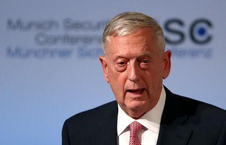 US Defense chief to visit Middle East next week