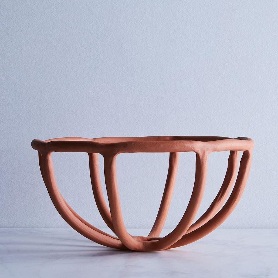 <p>These <span>Food52 Handmade Nested Coil Prong Bowls</span> ($115) are so unbelievably cool.</p>