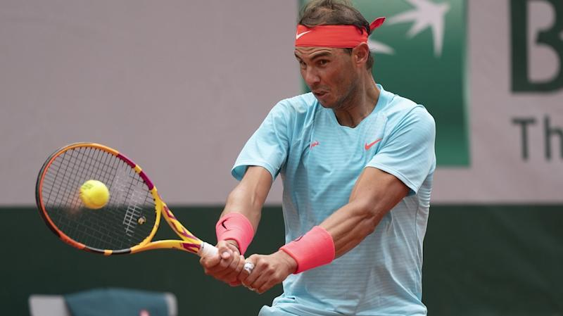 Rafael Nadal Reaches French Open 3rd Round