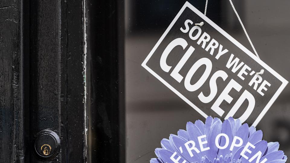 A shortfall in cash would mean many firms struggle to pay debts, salaries and other operating costs. Photo: Getty Images