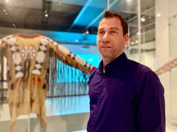 Jonathan Lainey is a member of the Huron-Wendat Nation and the curator of Indigenous Cultures at the McCord Museum.
