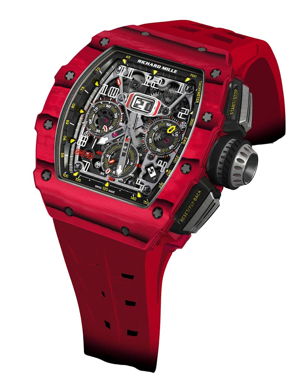 """<cite class=""""credit"""">Courtesy of Richard Mille</cite>"""