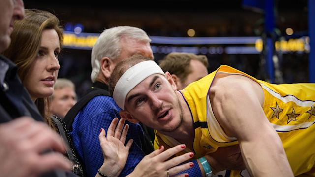 NBA fans should be applauded for what they did for Alex Caruso and Tacko Fall