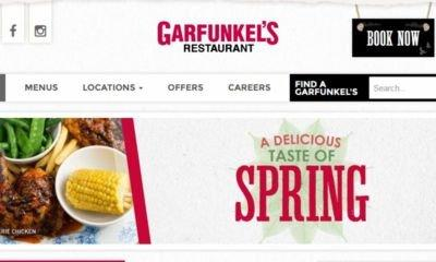 Frankie & Benny's owner ‎to part company with finance chief