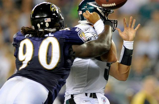 Kick off your Thursday with the latest Baltimore Ravens news including if Ravens fans could see Pernell McPhee in purple again.