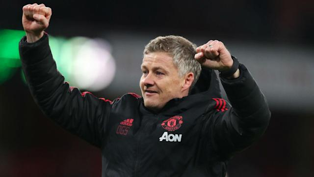 The striker admits his team-mates are happy and performing better under Ole Gunnar Solskjaer, but their French opponents may be too strong