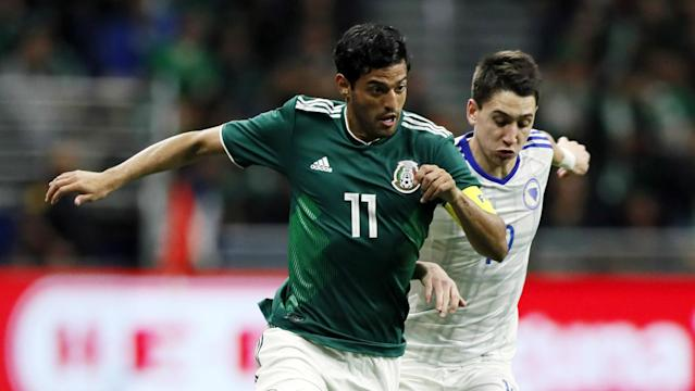 El Tri face the fellow World Cup-bound squad in the first of a pair of March tune-ups