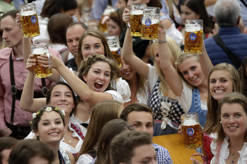Munich: This year's Oktoberfest was a roaring success