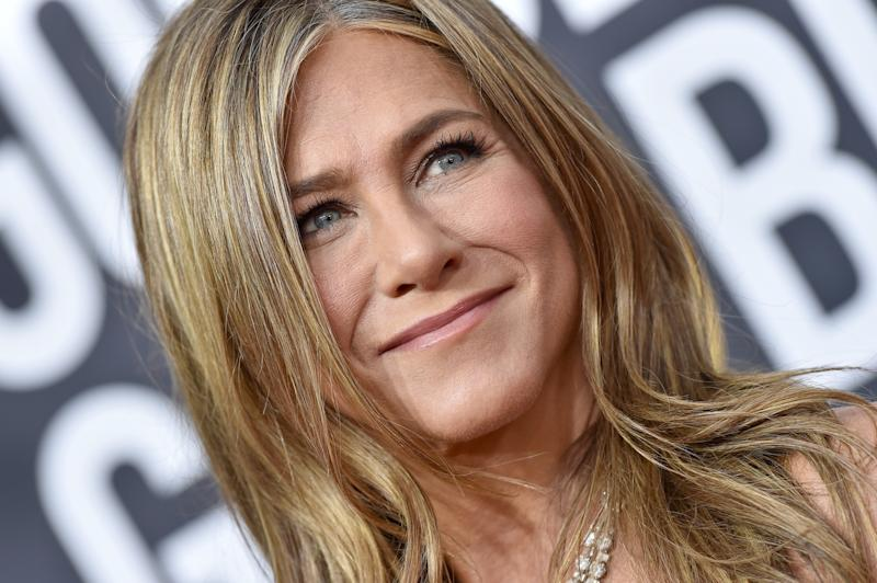 """Jennifer Aniston Reveals She's """"Always Coveted"""" Ryan Seacrest's Beverly Hills Compound"""