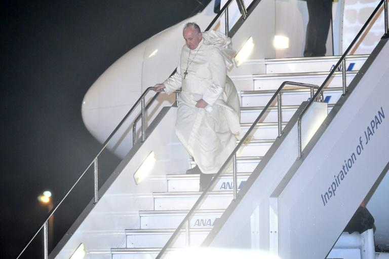 Pope Francis will be in Japan for four days, delivering a strong anti-nuclear message