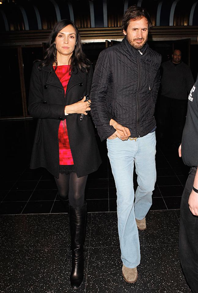 """45-year-old Famke Janssen is looking extra fabulous these days! KMM/<a href=""""http://www.x17online.com"""" target=""""new"""">X17 Online</a> - January 24, 2010"""