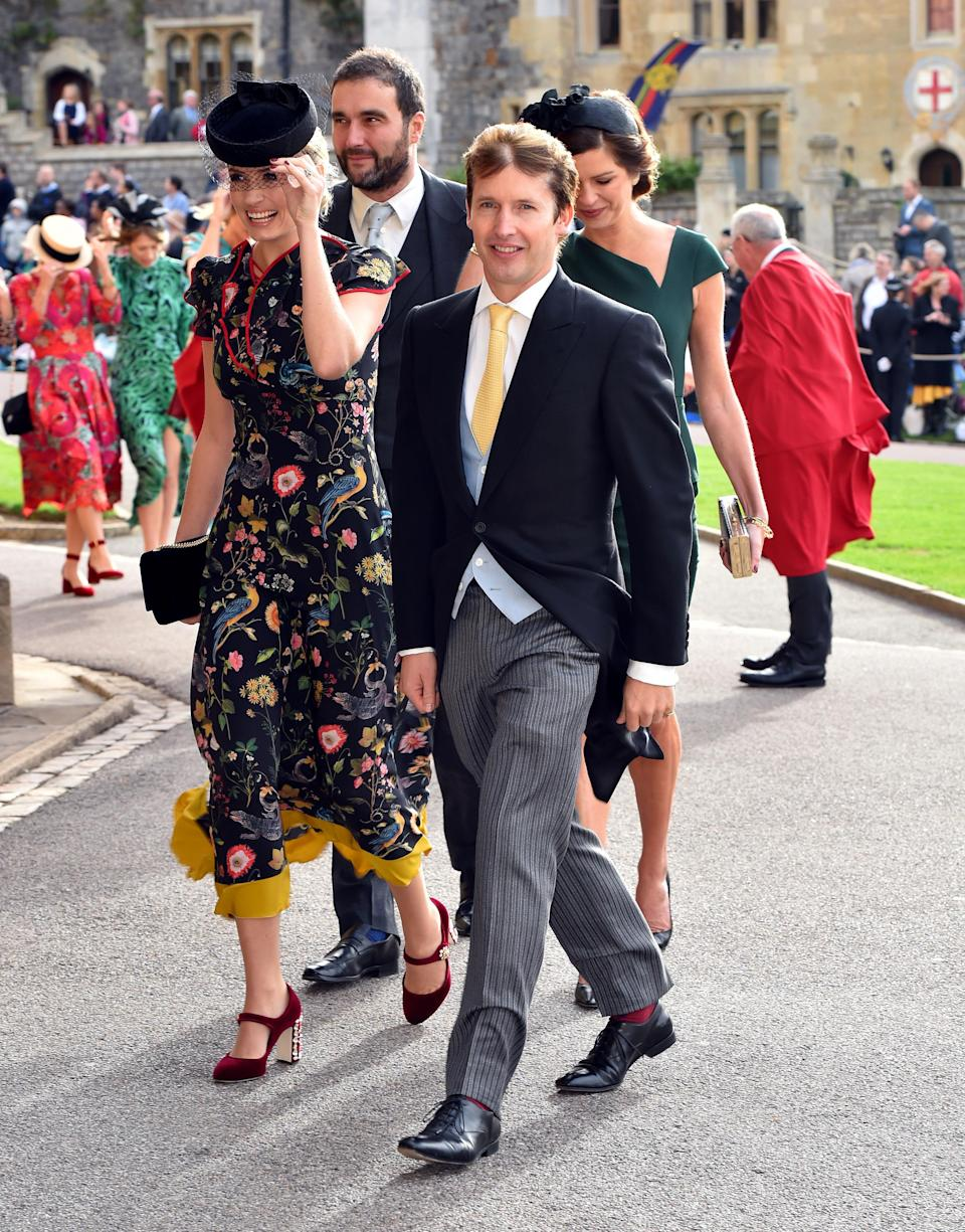 <p>When James Blunt arrived and everyone over 30 suddenly remembered that his song 'Goodbye My Lover' was an emotional masterpiece. </p>