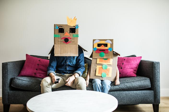 Fun idea to promote friendships for your child: virtual viewing parties. (Photo: Getty)