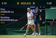 Tunisia's Ons Jabeur can become the first Arab woman to reach the Wimbledon quarter-finals with victory