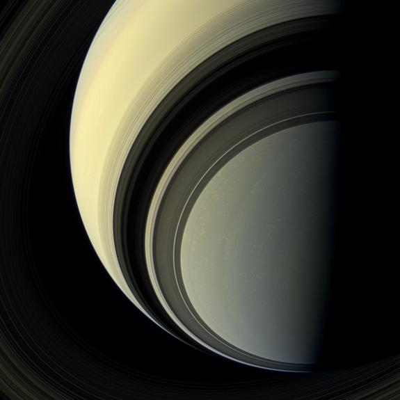 Jaw-Dropping Views of Saturn Cap 2013 for NASA's Cassini Spacecraft (Photos)