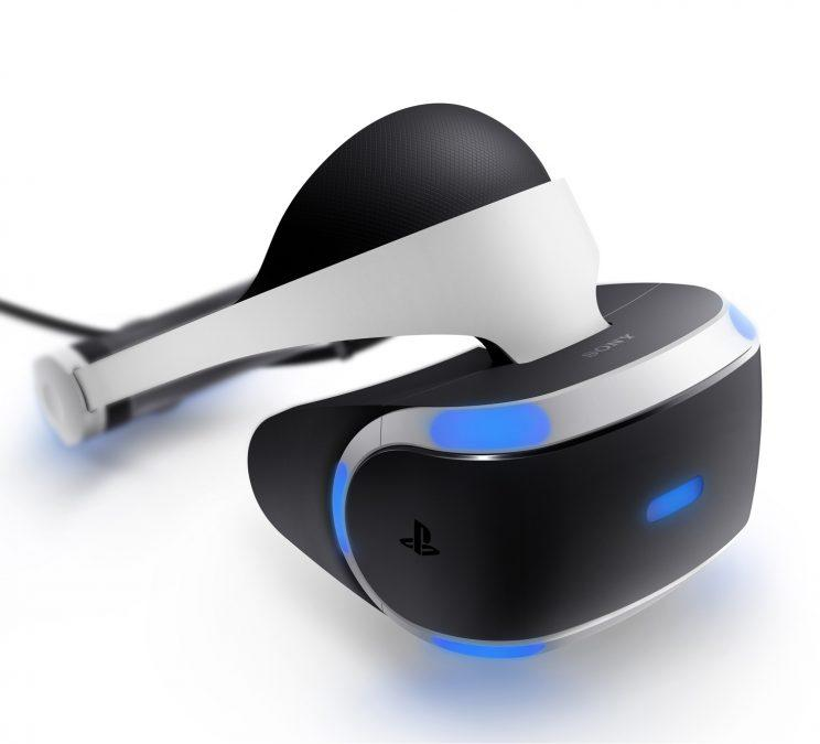 Sony's PlayStation VR headset