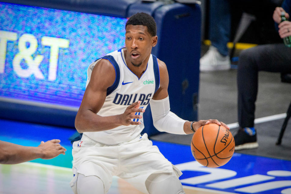 Josh Richardson, Dallas Mavericks