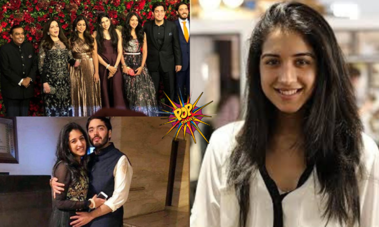 Here's All You Need To Know About Anant Ambani's To-Be Wife Radhika Merchant!