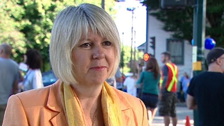 Greens' Adriane Carr won't run for mayor of Vancouver, but will seek council seat