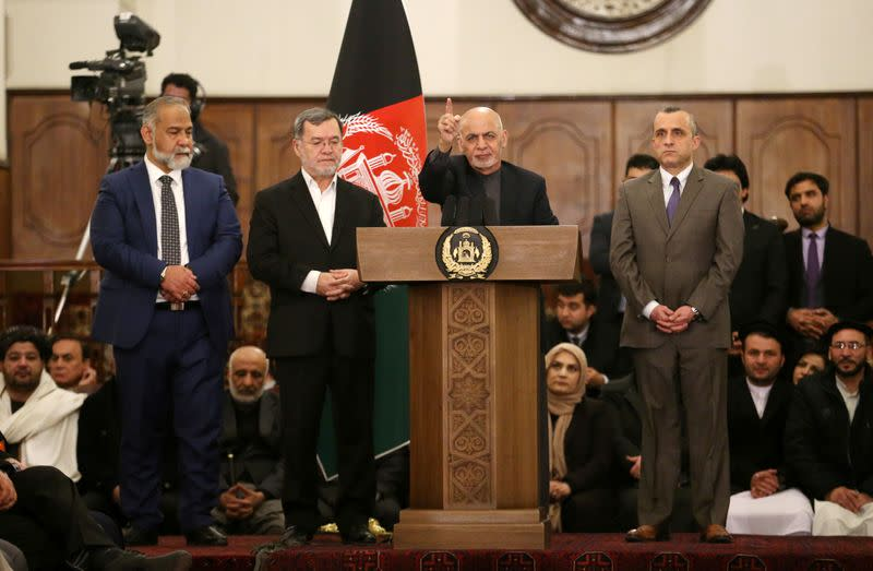 Afghan election runoff likely amid thousands of complaints - officials