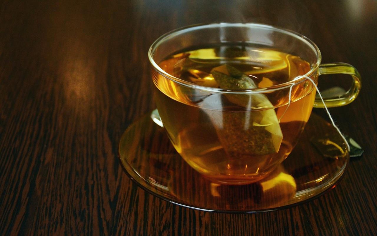 <p>Theanine is an amino acid found almost exclusively in tea that some animal studies have shown increases feel-good serotonin [Photo: Pexels] </p>