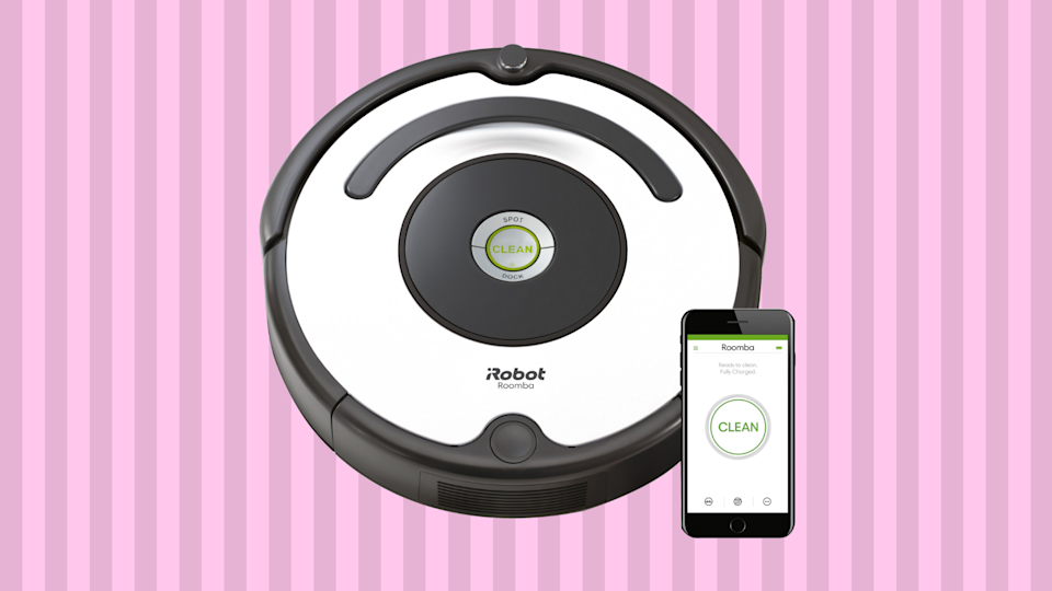 Save $131 on this iRobot Roomba 670 Robot Vacuum. (Photo: Walmart)