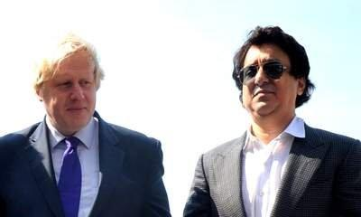 Boris Johnson Agrees Deal With Bollywood
