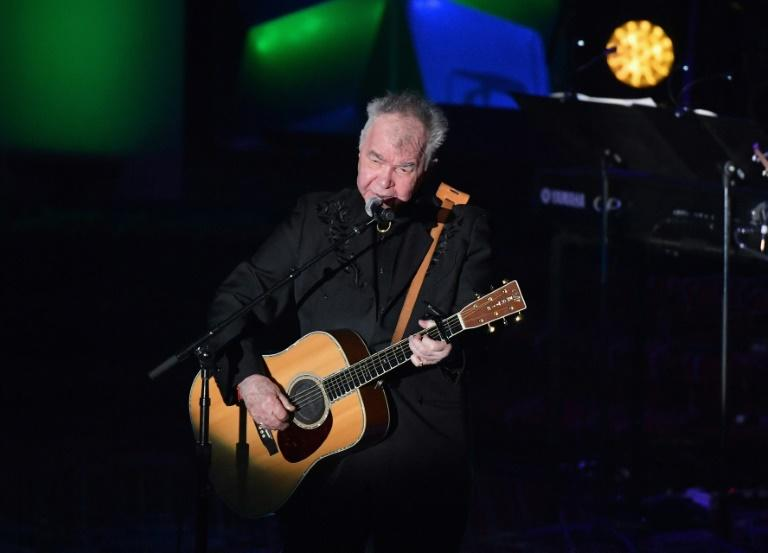 John Prine performs onstage during the 2019 Songwriters Hall Of Fame Gala, where he was among those inducted