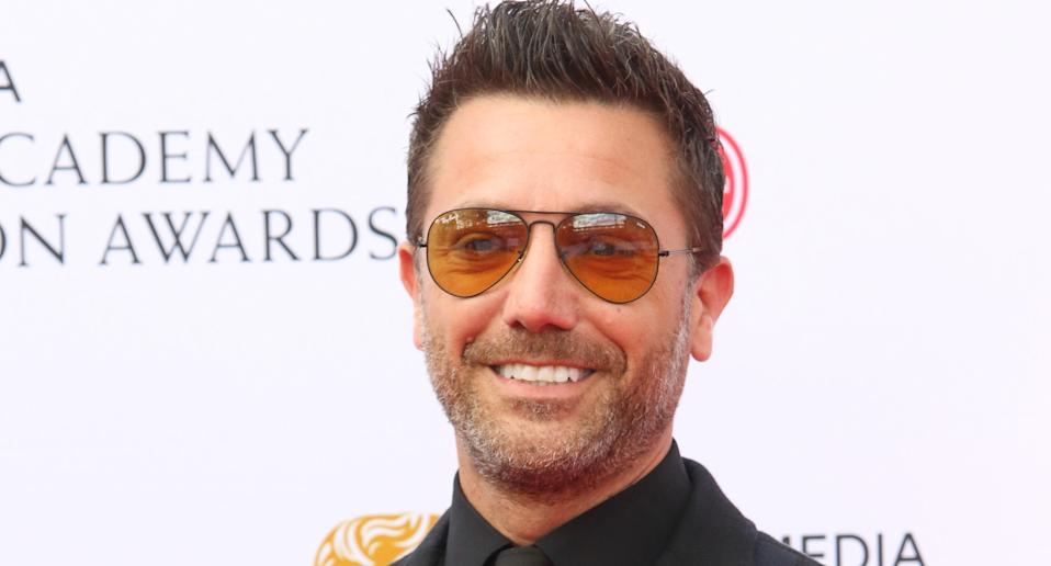 Gino D'Acampo is the new host of 'Family Fortunes'. (Photo by Keith Mayhew/SOPA Images/LightRocket via Getty Images)