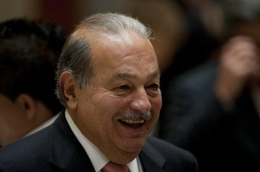 Carlos Slim is the richest man in the world with an estimated $69 billion fortune, according to Forbes magazine
