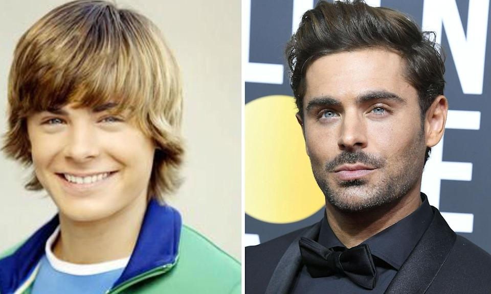 <p>Zac Efron shot to fame as Troy Bolton in the<em> High School Musical</em> series, but he soon showed signs of breaking away from that clean-cut image. He famously dropped a condom on the red carpet at the premiere of <em>The Lorax</em> and checked himself into rehab in 2013, citing problems with drug abuse.<br>He's been back on track for a while now with starring roles in <em>The Greatest Showman</em> and an upcoming biopic about Ted Bundy in which he will play the infamous serial killer. </p>