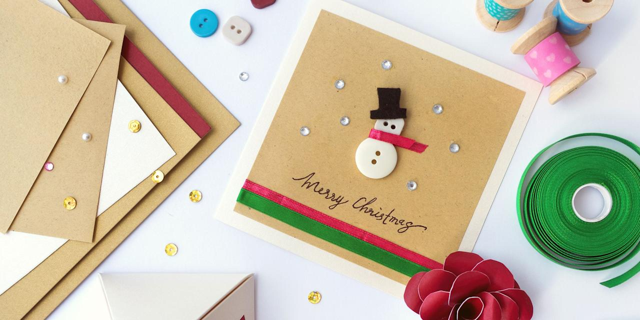 20 DIY Christmas Card Ideas You\'ll Want to Send This Season
