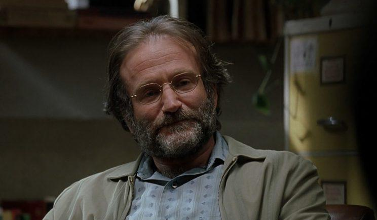 Robin WIlliams in Good WIll Hunting - Credit: Miramax Films