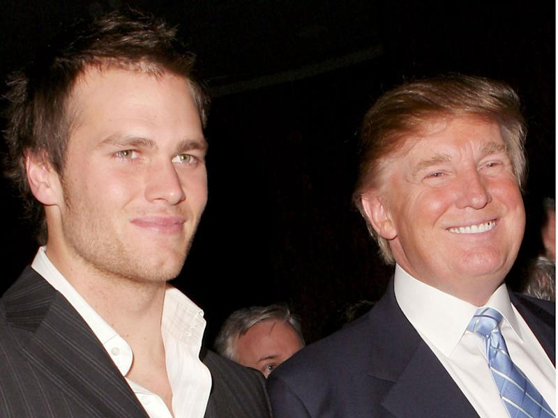 Tom Brady won't be visiting the White House on Wednesday: REX Features