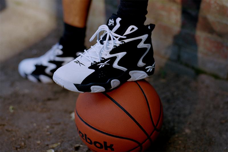 847f1095f56 Reebok s New Unisex Basketball Sneaker Has a Serious  90s Vibe