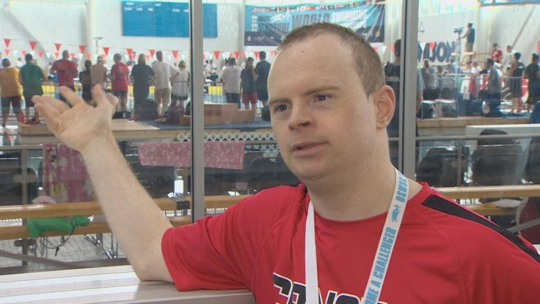 'Hometown hero' helps bring international Down syndrome swim event to Truro