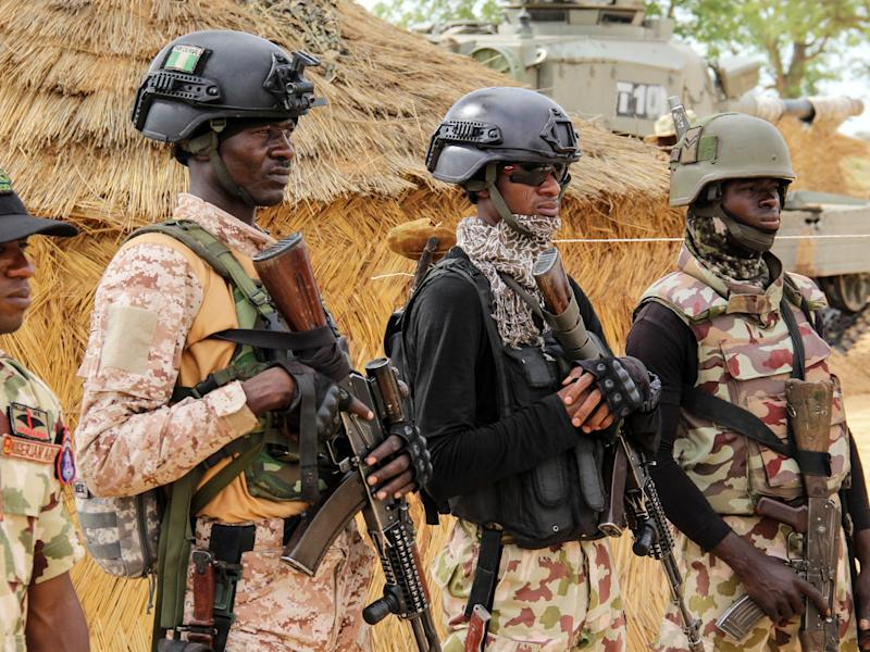 Around 300 people have been killed in the space of three months by a new violent group in north-west Nigeria: AFP via Getty Images